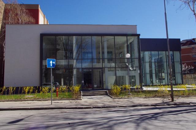 плувен център Иван Вазов